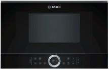 Vestavná mikrovlnná trouba Bosch BFL634GB1, 900W