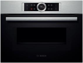 Vestavná mikrovlnná trouba Bosch CMG 633BS1