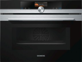 Vestavná mikrovlnná trouba Siemens CM 656GBS1