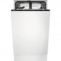 Vestavná myčka nádobí AEG FSE62417P,45cm,9 sad