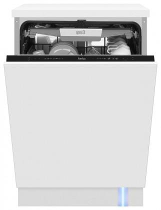 Vestavná myčka nádobí Amica MI 647 AD, D, 60cm, 14sad