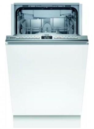 Vestavná myčka nádobí Bosch SPV4XMX16E,A+++,10 sad,45cm