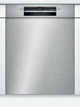 Vestavná myčka nádobí Bosh SMU4HVS31E, A++, 60cm, 13 sad, nerez