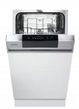Vestavná myčka nádobí Gorenje GI52010X, A++, 45 cm