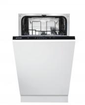 Vestavná myčka nádobí Gorenje GV52010, A++, 45 cm