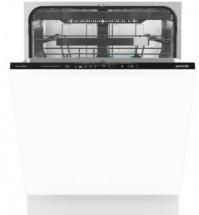Vestavná myčka nádobí Gorenje GV672C60,16sad,60cm + dárek kapsle FINISH QUANTUM, 100ks
