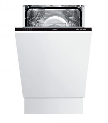 Vestavná myčka nádobí MORA IM 532, A++,9sad,45cm