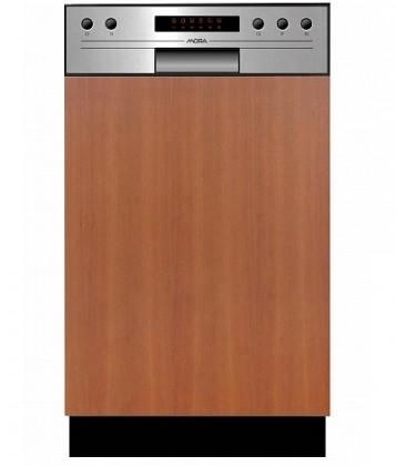 Vestavná myčka nádobí MORA VM 533X, A++,9sad,45cm