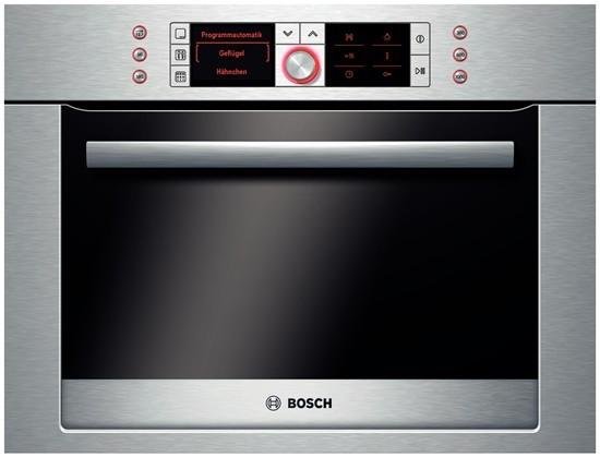 Vestavná trouba Bosch HBC 86K753