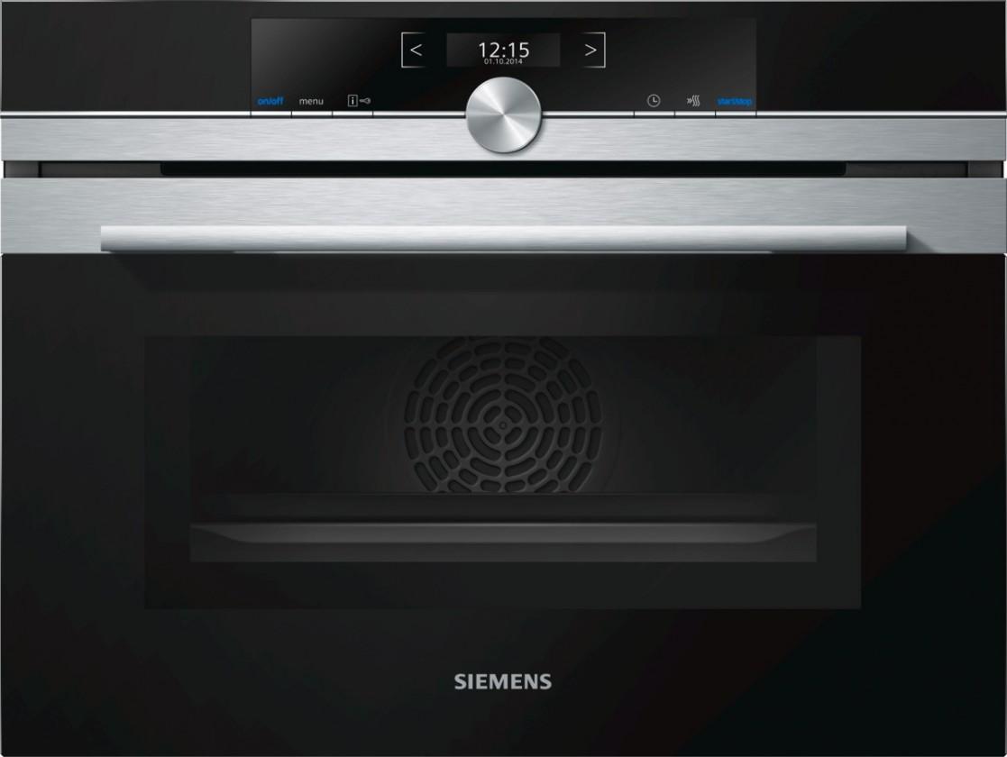 Vestavná trouba Siemens CM 633GBS1