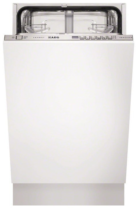 Vestavné myčky AEG Favorit 65401VI0P