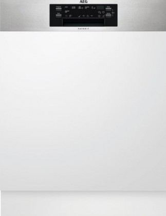 Vestavné myčky Vestavná myčka nádobí AEG Mastery ComfortLift FEE62800PM,