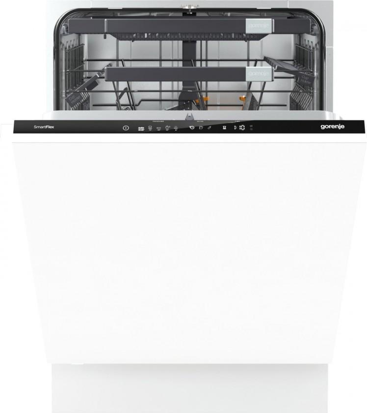 Vestavné myčky Vestavná myčka nádobí GORENJE GV68260, A+++,60cm,13sad