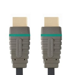 Video kabely + konektory HDMI/HDMI kabel Bandridge 2m