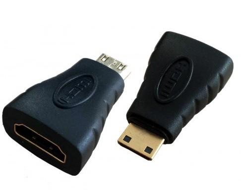 Video kabely + konektory Redukce HDMI/HDMImini MKF 1361