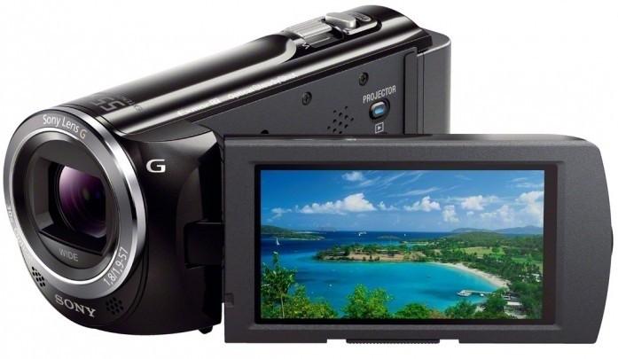 Videokamera s rozlišením Full HD HDRPJ320EB