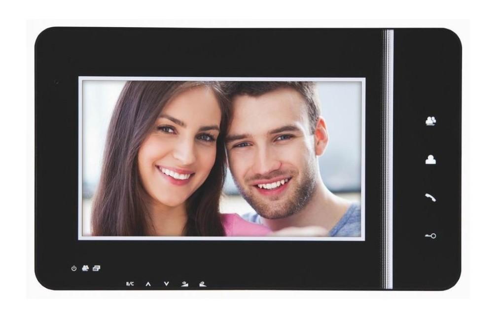 Videotelefon Domácí videotelefon EMOS, barevná sada, H1009