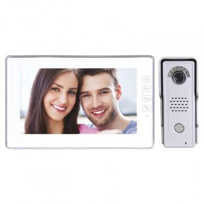Videotelefon Domácí videotelefon EMOS s pamětí, barevná sada, H1019