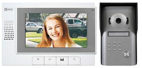 Videotelefon Emos RL-03M bílý