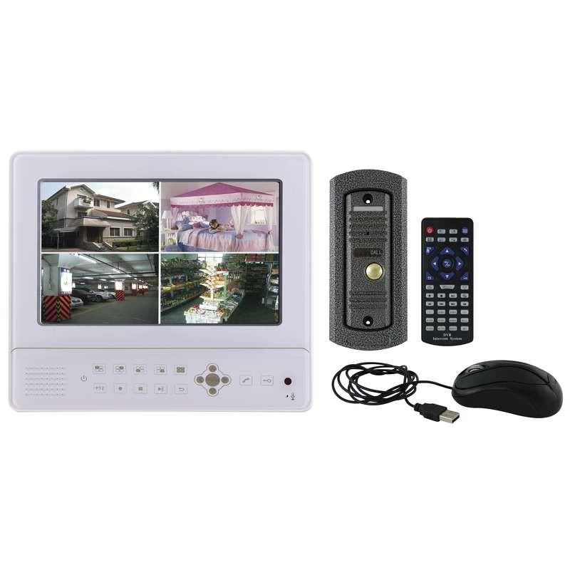 Videotelefon Emos Sada CCTV videotelefonu, bílá
