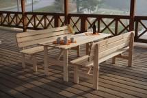 Viking - Stůl, 150 (přírodní)