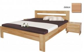 Vitalia - Rám postele 200x140 (masivní buk)