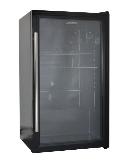 Vitrína Guzzanti GZ85 Chladící vitrína volně stojící,85l