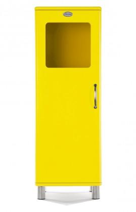 Vitrína Vitrína Malibu - nízká, 1x dveře