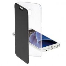 Vivanco flip pouzdro pro Samsung Galaxy S7, černá