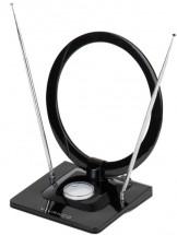 Vnitřní kruhová anténa, LTE filtr, ovládání zesílení