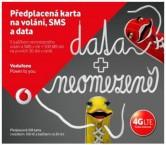 Vodafone karta pro partu DATUJ