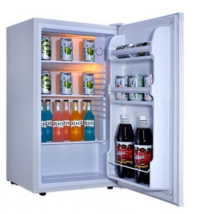 Volně stojící Jednodveřová lednice Guzzanti GZ 09