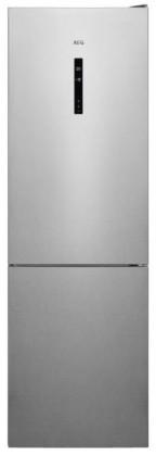 Volně stojící Kombinovaná lednice s mrazákem dole AEG Mastery RCB732D5MX, A+++