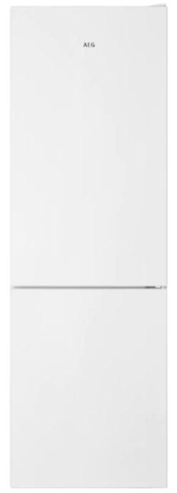 Volně stojící Kombinovaná lednice s mrazákem dole AEG RCB632E4MW,A++