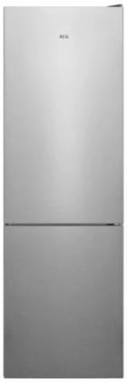Volně stojící Kombinovaná lednice s mrazákem dole AEG RCB632E4MX, A++