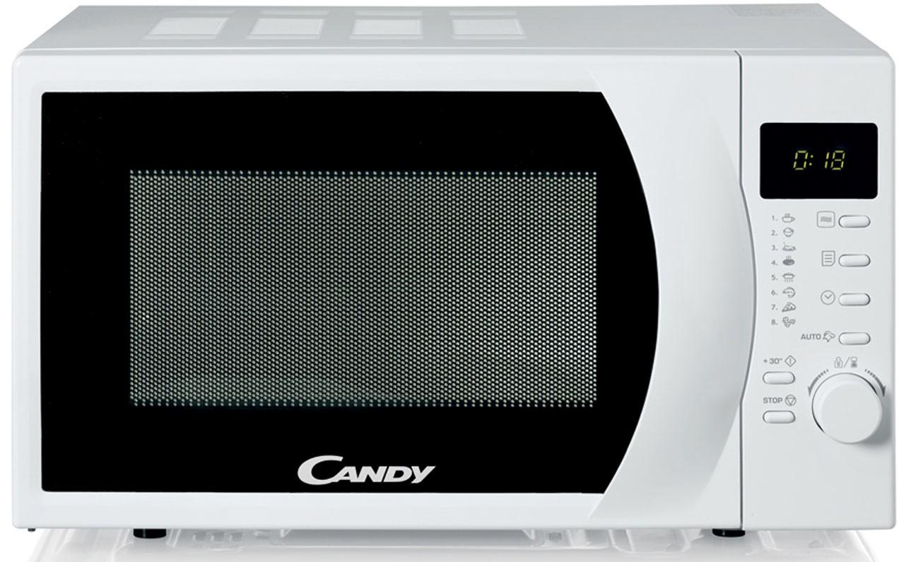 Volně stojící mikrovlnná trouba Candy CMW 2070 DW ROZBALENO