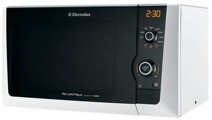 Volně stojící mikrovlnná trouba Electrolux EMS 21400 W ROZBALENO