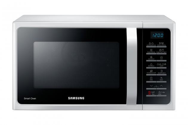Volně stojící mikrovlnná trouba Samsung MC28H5015AW