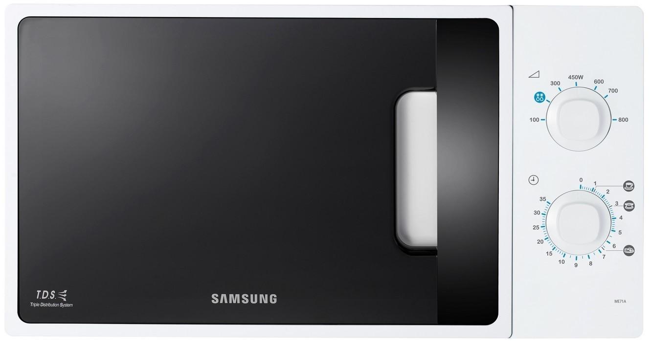 Volně stojící mikrovlnná trouba Samsung ME 71A ROZBALENO