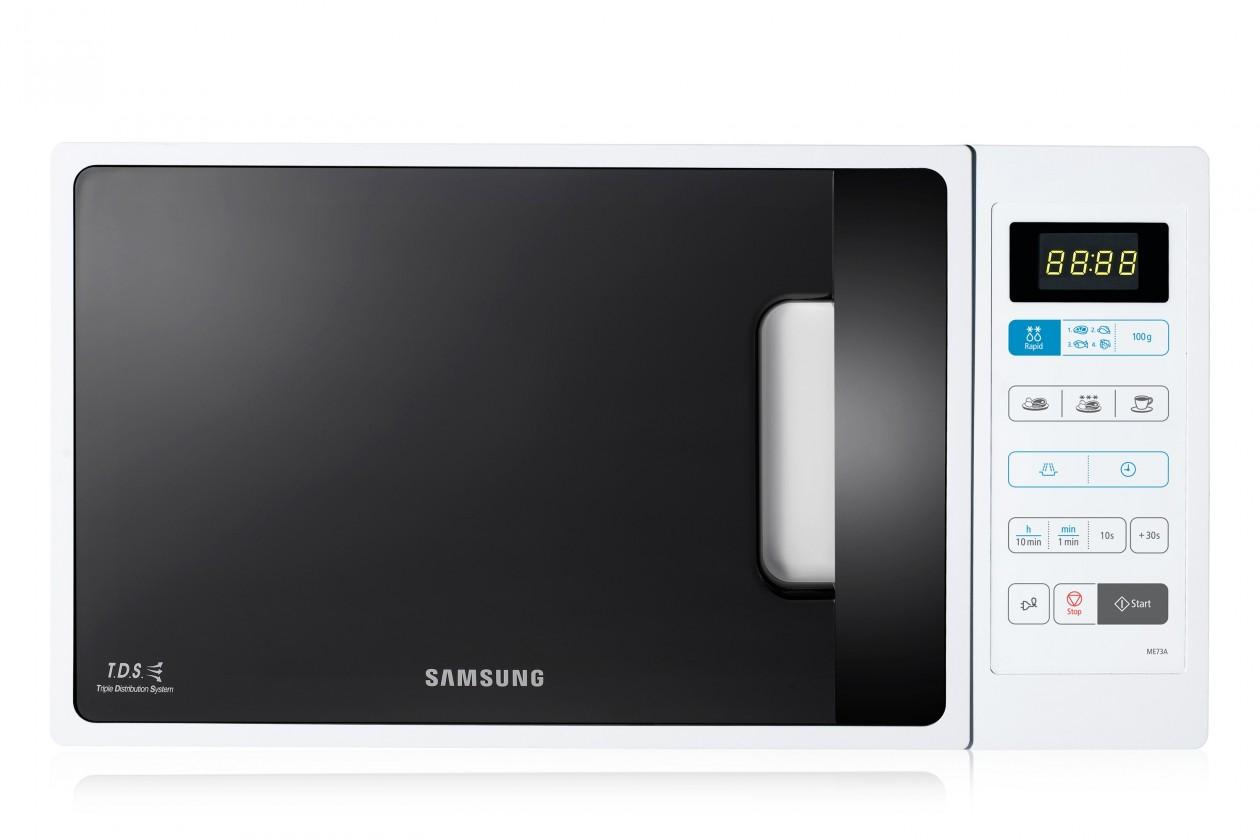 Volně stojící mikrovlnná trouba Samsung ME73A ROZBALENO