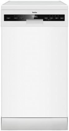 Volně stojící myčka Amica MV 447 ADW, 45cm, D, 7 programů, bílá