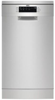 Volně stojící myčka nádobí AEG FFB72517ZM,45cm,sad10