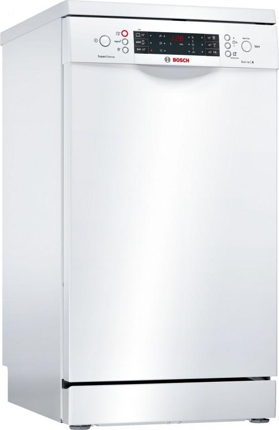 Volně stojící myčka Volně stojící myčka nádobí Bosch SPS66TW00E, A++,45cm,10 sad