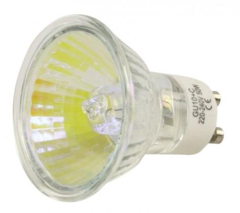 Vybavení foto studií Žárovka halogen 230V/50W GU10 - HQ KN-STUD10/LAMP
