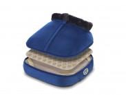 Vyhřívací bota Wellneo 3v1, modrá