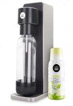 Výrobník sody Limo bar Twin+sirup bezový květ T0150BS-LBSELDER