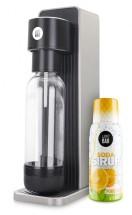 Výrobník sody Limo bar Twin+sirup pomeranč T0150BS-LBSORANGE