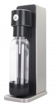 Výrobník sody Limobar Twin T0150BS, černý/stříbrný