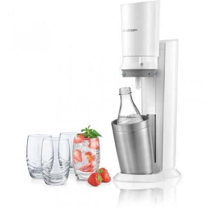 Výrobník sody SodaStream Crystal Titanium 1216511490, bílý