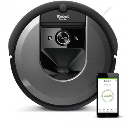 Vysavače na zvířecí chlupy Robotický vysavač iRobot Roomba i7